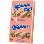 Manner Neapolitaner 2x75g
