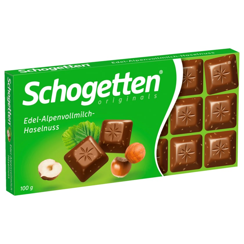 Schogetten Vollmilch-Nuss 100g