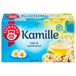 Teekanne Sanfte Kamille 75g, 50 Beutel