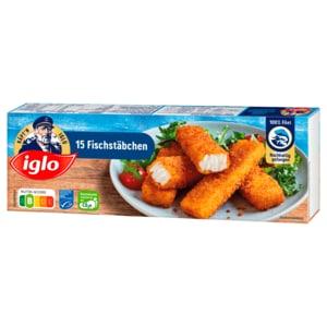 Iglo Fischstäbchen 450g, 15 Stück