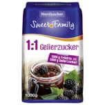 Sweet Family Gelierzucker 1:1 1kg