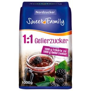 Sweet Family Gelierzucker 1:1 1kg
