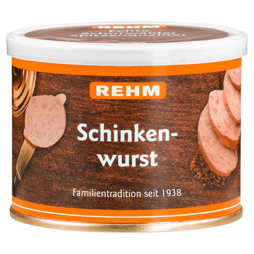 Rehm Schurwalder Schinkenwurst 200g