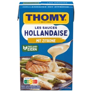 Thomy Les Sauces Hollandaise mit Zitrone 250ml