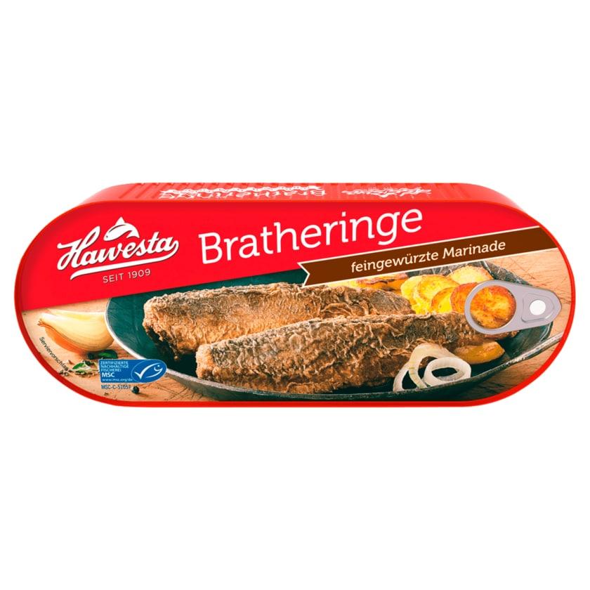 Hawesta Bratheringe in Marinade 500g