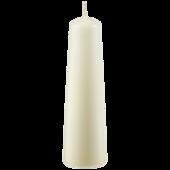 Dom-Kerze Ivory 25x7cm