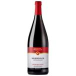 Merdinger Attillafelsen Rotwein Spätburgunder halbtrocken 1l