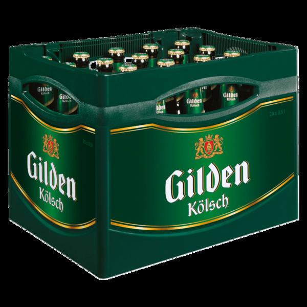 Gilden Kölsch 20x0,5l