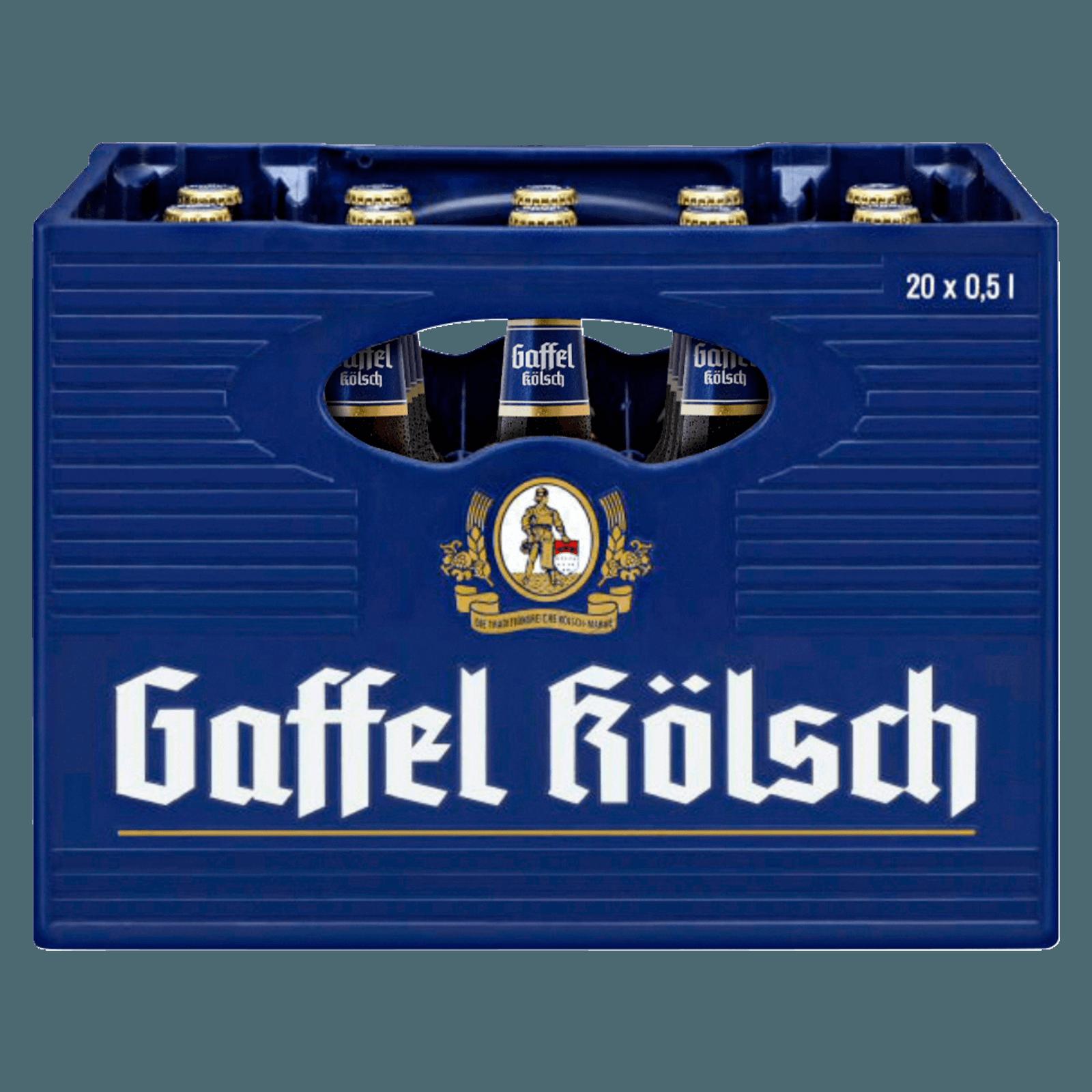Gaffel Kölsch 20x05l