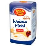 Goldpuder Weizenmehl Typ 405 5kg
