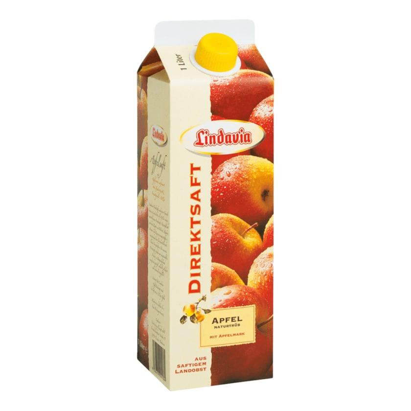 Lindavia Apfel Direktsaft 1l