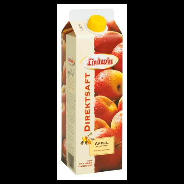 Lindavia Apfel Direktsaft 1l bei REWE online bestellen!