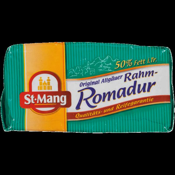 St. Mang Original Allgäuer Rahm-Romadur 100g