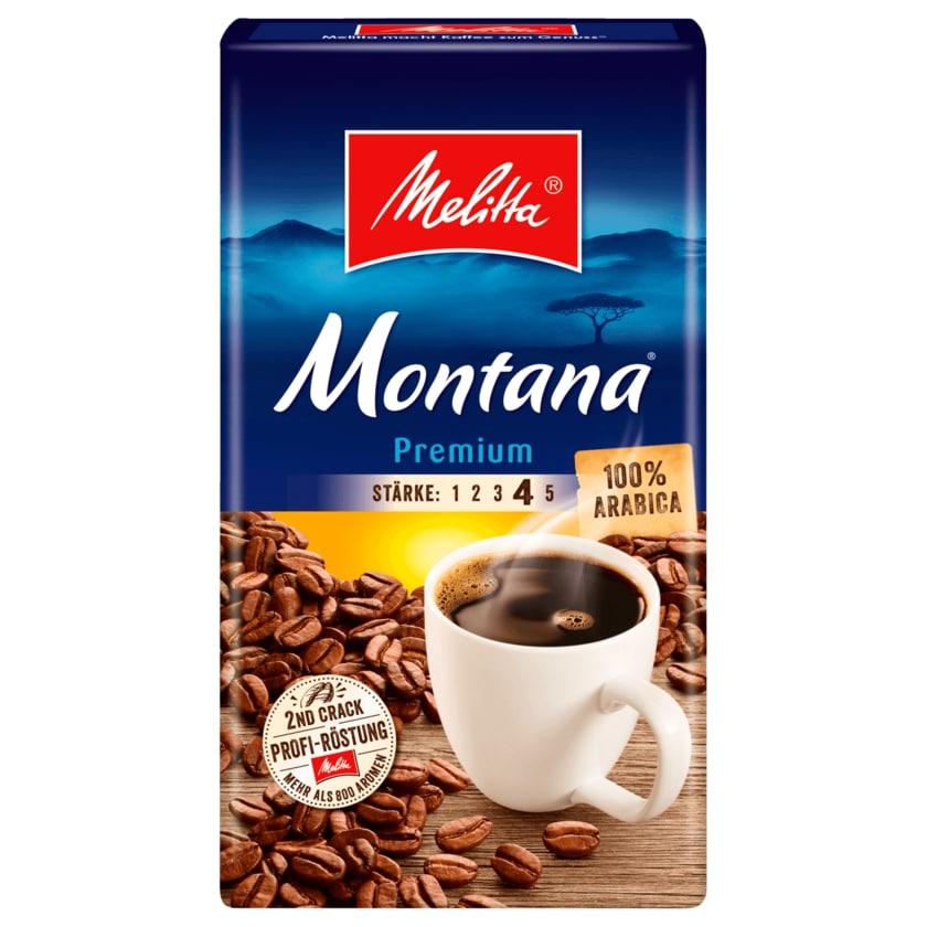 Melitta Montana Premium 500g