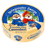 Striegistaler Zwerge Camembert 45% 250g