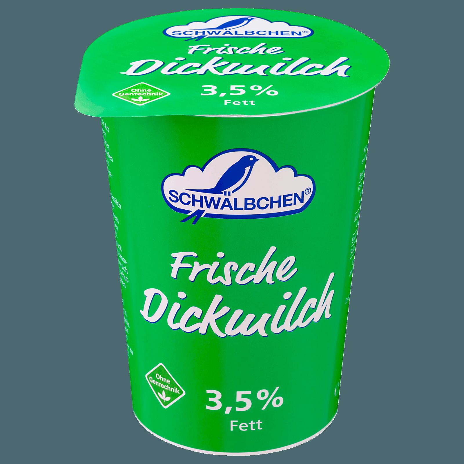 Schwälbchen Dickmilch 3,5% 500g