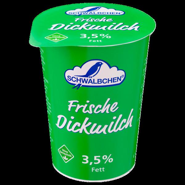 Schwälbchen Frische Dickmilch 3,5% 500g