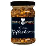 Maitre Marcel Grüne Pfefferkörner im Aufguss 65g