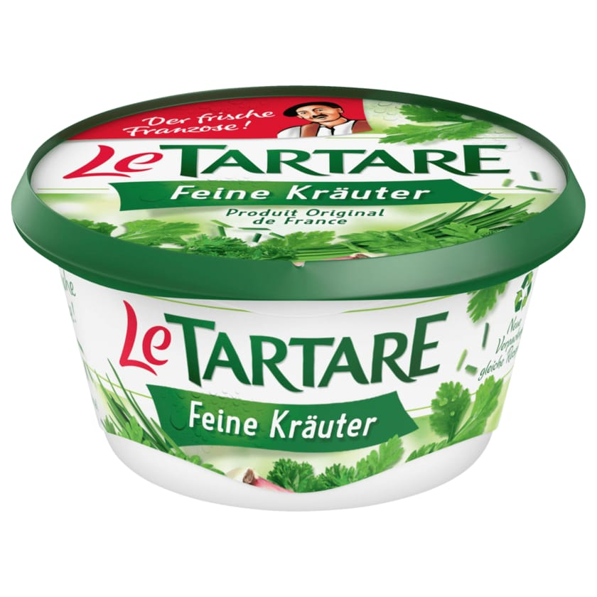 Le Tartare Frischkäse Kräuter 150g