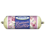 Meggle Knoblauchbutter-Rolle 125g
