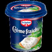 Dr. Oetker Crème fraîche Kräuter 125g