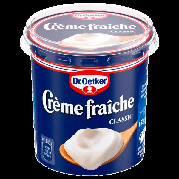 Dr. Oetker Crème fraîche classic 150g