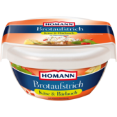 Homann Brotaufstrich Käse & Bärlauch 150g