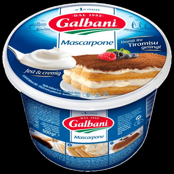 Galbani mascarpone 500g bei rewe online bestellen for What to do with mascarpone