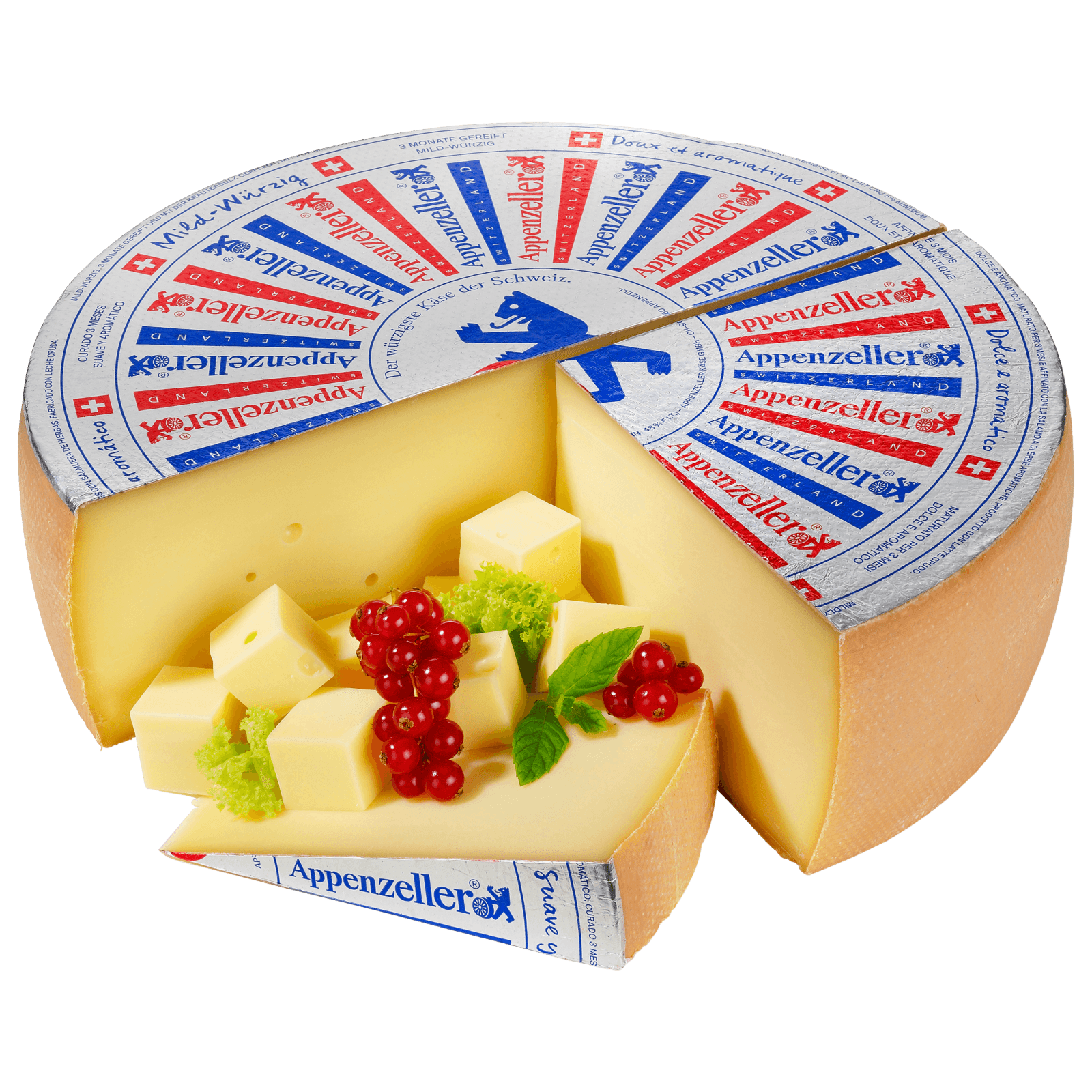 Appenzeller mild-würzig bei REWE online bestellen!