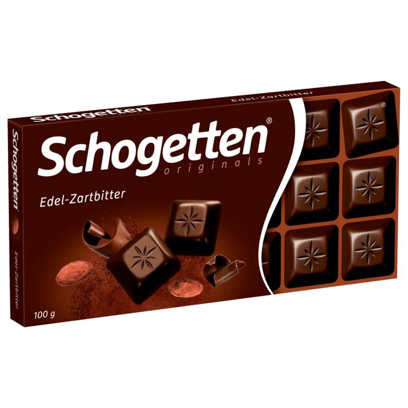 Schogetten Zartbitter 100g