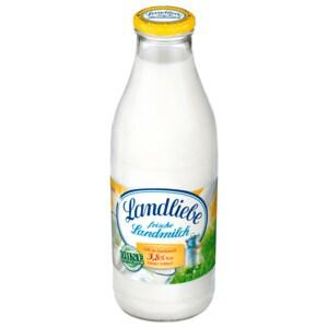 Landliebe frische Landmilch 3,8% 1l