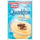 Dr. Oetker Quarkfein Vanille-Geschmack 57g