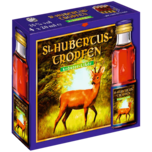 Hubertus Tropfen Kräuter Likör 4x0,02l