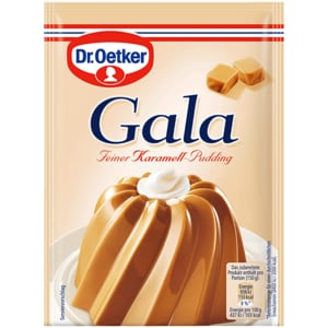 Dr. Oetker Gala Karamell 123g