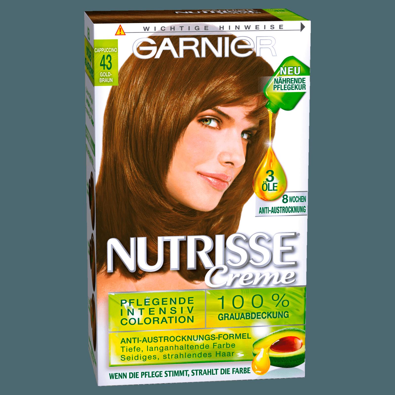 Garnier haarfarbe goldbraun