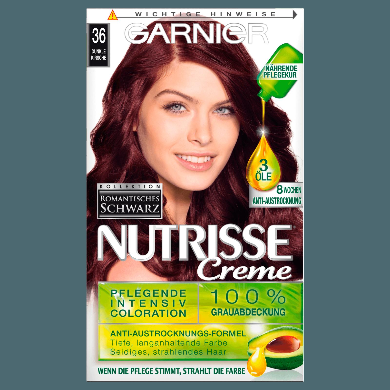 Haarfarbe nutrisse kupfer