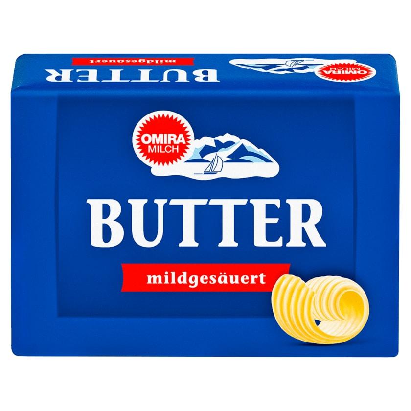 Omira Butter mild gesäuert 250g