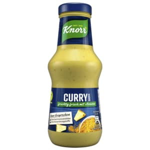 Knorr Curry-Sauce 250ml