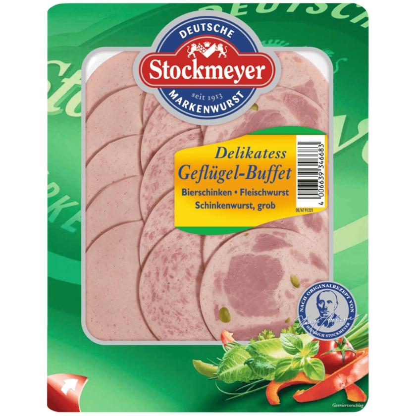 Stockmeyer Delikatess Geflügelbuffet 100g