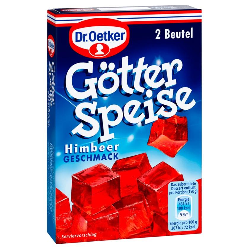Dr. Oetker Götterspeise Himbeer-Geschmack 24g