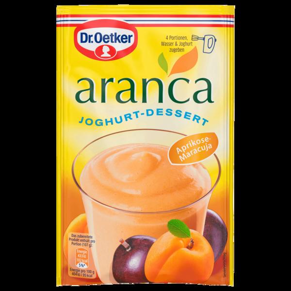 Dr. Oetker Aranca Aprikose-Maracuja 79g