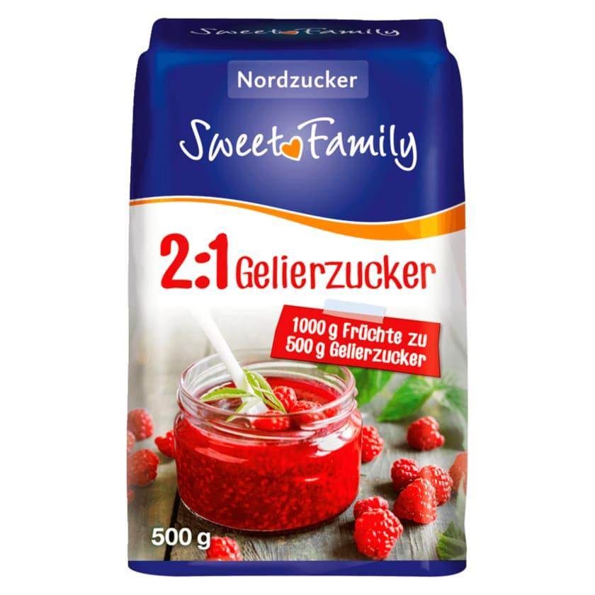 Sweet Family Gelierzucker 2:1 500g