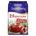 Sweet Family Gelierzucker 2:1 500g