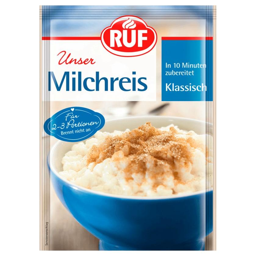 Ruf Milchreis Klassisch 125g
