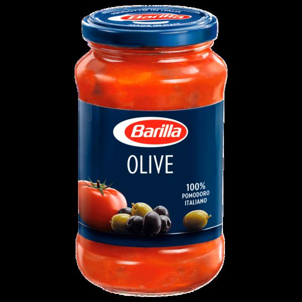 Barilla Pastasauce Olive 400g