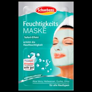 Schaebens Feuchtigkeits-Maske 2x5ml