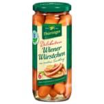 EWU Thüringer Delikatess Wiener Würstchen 240g, 6 Stück