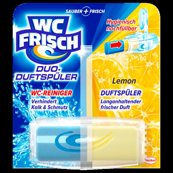 WC Frisch Duo WC-Stein Lemon 40g