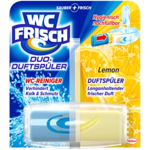 WC Frisch Duo WC-Stein Lemon 40g