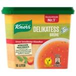 Knorr Delikatess Brühe Dose 16 Liter